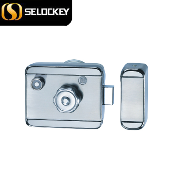anti-theft home safe electronic swipe key card door lock(LY09AT6A1)