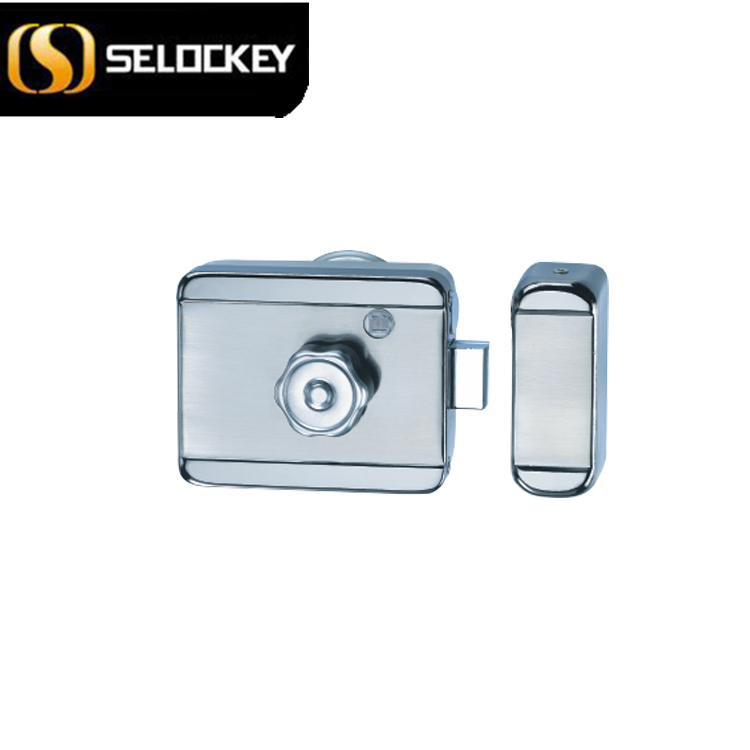 wireless remote control and anit-theft sensor door lock(LY09AT6A3)
