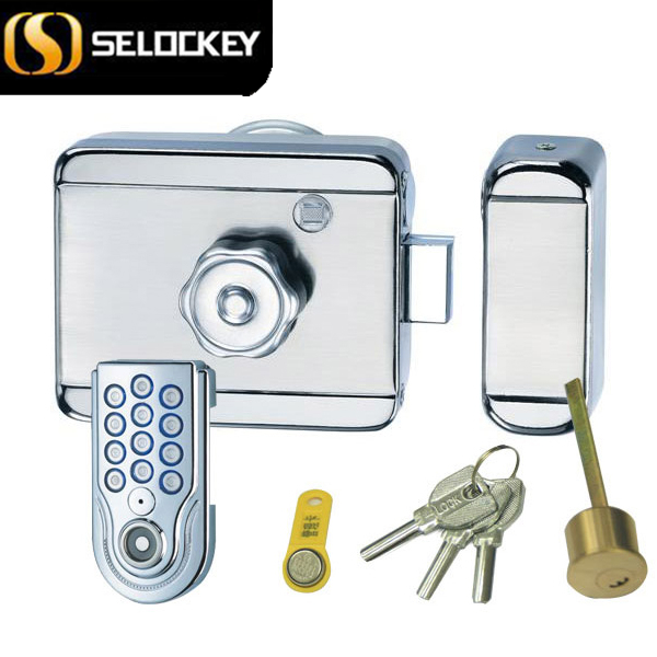 keyless electronic door numeric lock for office (LY1202A-KP11)