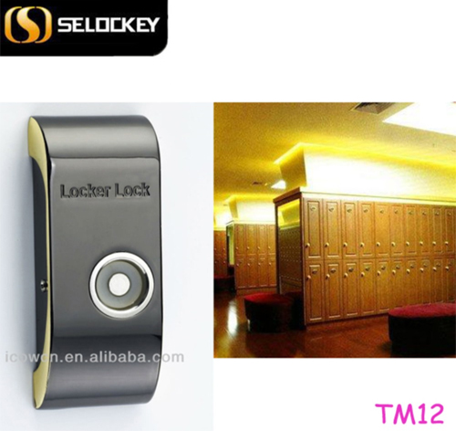 Zinc alloy TM1990A ibutton card keyless office file cabinet lock(TM12)